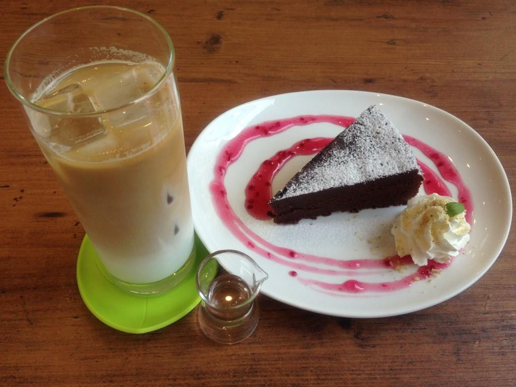 ガトーショコラ|cafe milk